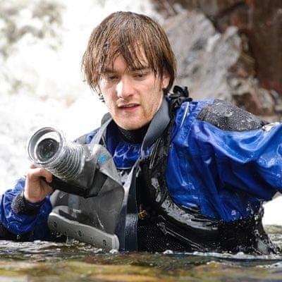 Aquapac Pouzdro SLR CASE pro fotoaparát s velkým objektivem, Aquapac