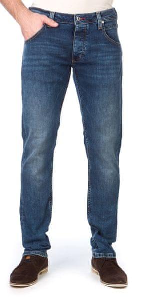 Mustang pánské jeansy Michigan 31/32 modrá