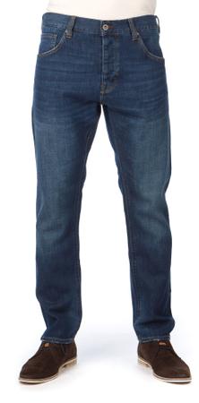 Mustang pánské jeansy Bonneville 35/32 tmavě modrá