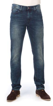 Mustang pánské jeansy 31/32 tmavě modrá