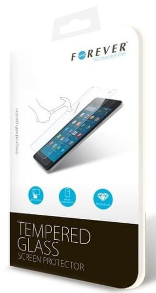 Forever Ochranné sklo (Samsung S5 Mini), čirá
