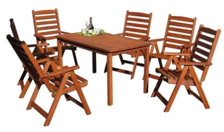 Rojaplast stół ogrodowy SORRENTO