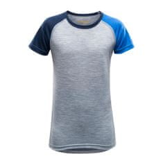 Devold Devold Breeze Junior T-Shirt Mistral