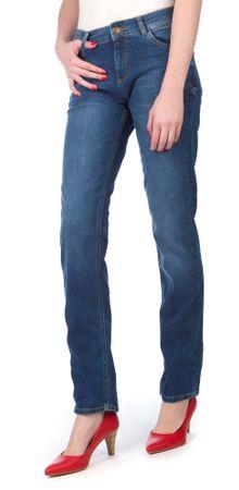 s.Oliver dámské jeansy 36/32 modrá