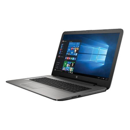 """HP 17-X051NR notebook 17,3""""/I3–6100U/6GB/1TB/DVD/BT/WIN 10"""