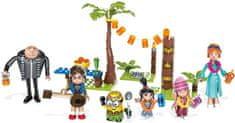 MEGA BLOKS Mimoňové Luau hrací set