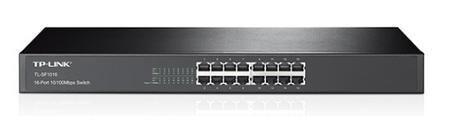 TP-Link 16-portno stikalo TL-SF1016 10/100Mbps