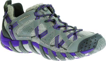 Merrell pohodniški čevlji Waterpro Maipo, sivi/vijolični, 7.5 (41)