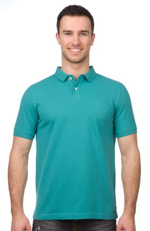 s.Oliver férfi galléros póló XL zöld
