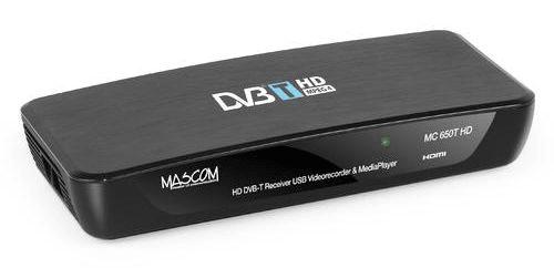 Mascom MC650THD