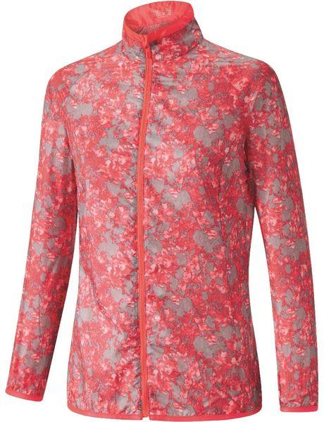 Mizuno Premium Aero Jacket Diva Pink Griffin M