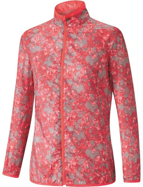 Mizuno Premium Aero Jacket Diva Pink Griffin XS