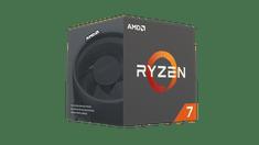 AMD procesor Ryzen 7 1700 s hladilnikom Wraith Spire 95W (YD1700BBAEBOX)