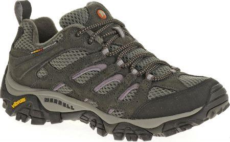 Merrell pohodniški čevlji Moab Ventilator, Beluga Lilac, 7.5 (41)
