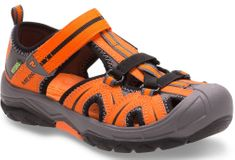 Merrell sandały Hydro Hiker Sandal K orange/grey