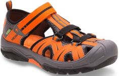 Merrell sandały Hydro Hiker Sandal Jr orange/grey