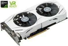 Asus grafična kartica GeForce GTX 1060 DUAL 6GB GDDR5 (90YV09X4-M0NA00)