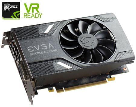 EVGA GeForce GTX 1060 Gaming, 3GB GDDR5