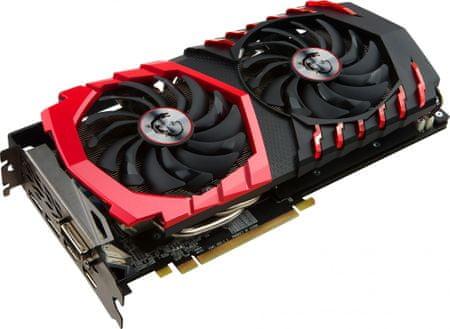 MSI Radeon RX 480 GAMING 4G, 4GB GDDR5