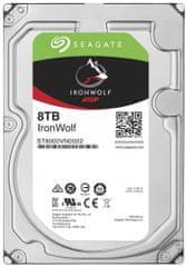 Seagate IronWolf - 8TB (ST8000VN0022)