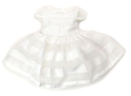 Primigi dekliška obleka 86 bela