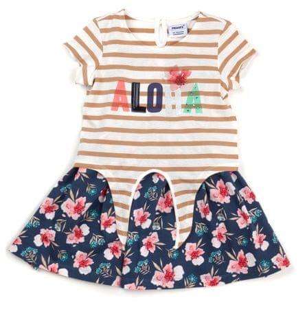 Primigi dekliška obleka 104 večbarvna