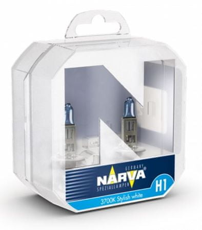 Narva Par žarnic Range Power Blue Twin H1
