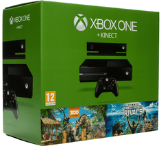Microsoft Xbox One 500GB se senzorem Kinect + Zoo Tycoon + Kinect Sports Rivals