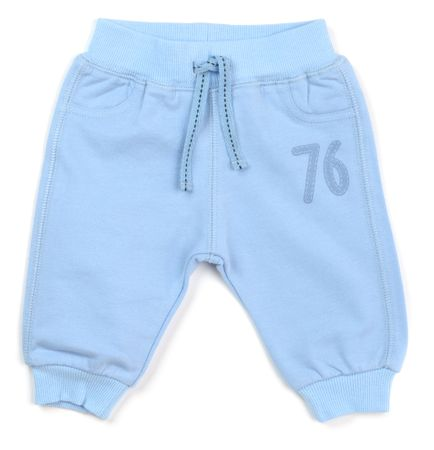 Primigi chlapecké tepláky 56 modrá
