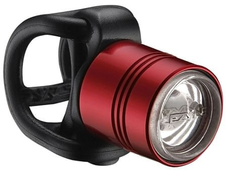 Lezyne Przednia lampka rowerowa LED Femto Drive Front Red