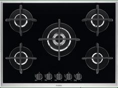 AEG HG795450XB Beépíthető Gázfőzőlap