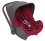 6 - Inglesina otroški voziček 3v1 Quad, rdeč