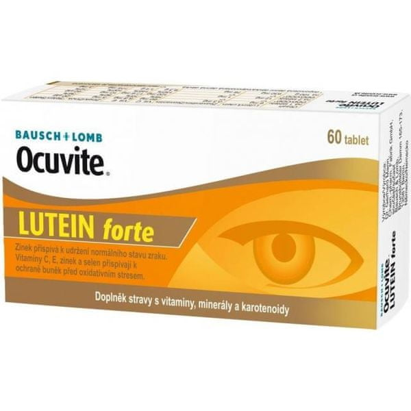 Ocuvite LUTEIN forte tbl.60