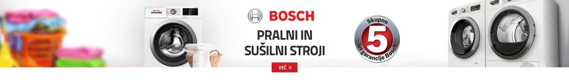 Bosch - 5 brezskrbnih let