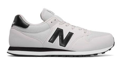 New Balance moški čevlji GM500GWK, beli, 42