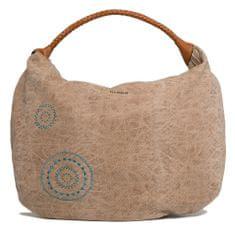 Desigual béžová kabelka Calypso Avignon