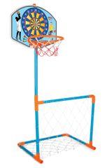 Pilsan Basketbalová deska s fotbalovou brankou