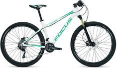 "Focus 27"" DI Black Forest Donna LTD 27R 20G White/Turquoise 44/M (17,3"")"