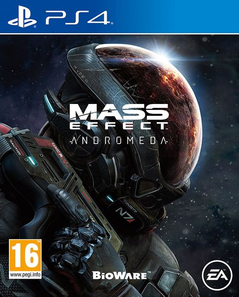 EA Games Mass Effect: Andromeda / PS4