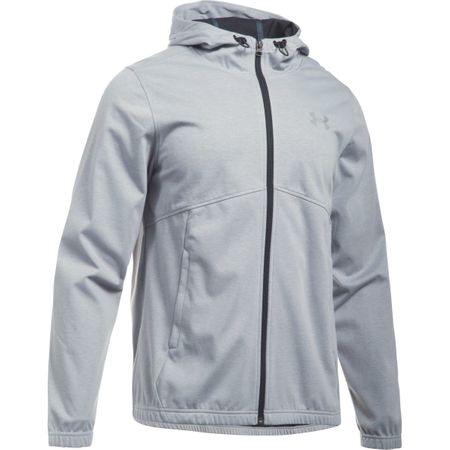 Under Armour moška jopa Spring Swacket FZ, siva, M