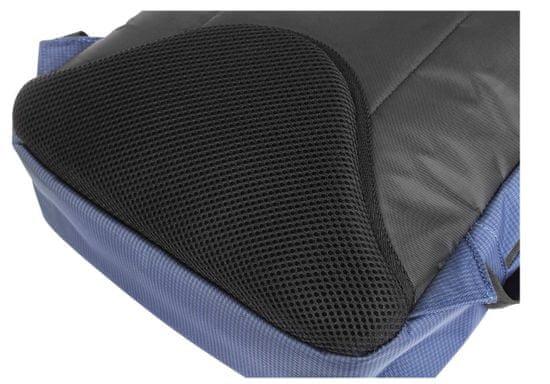 """Canyon CNE-CBP5BL3, elegantný batoh na notebook do veľkosti 16"""", modrý"""