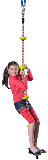 Woody Šplhacie lano