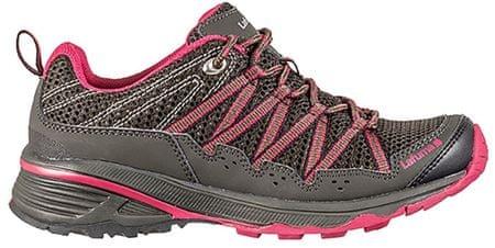 Lafuma pohodniški čevlji LD Track, sivi/rdeči, 40.7