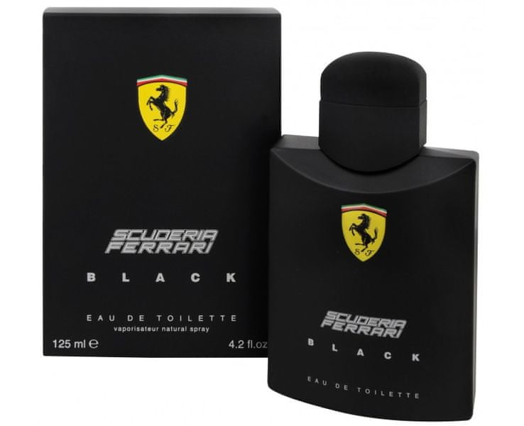 Ferrari Scuderia Black - EDT 125 ml