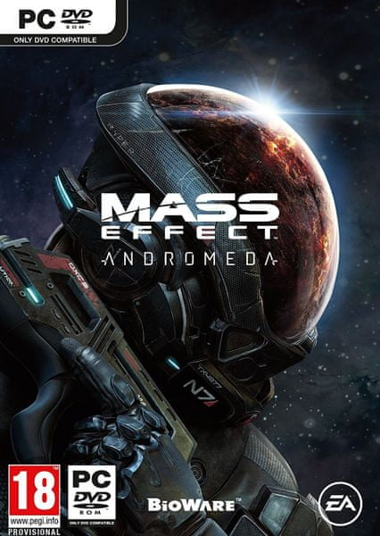 EA Games Mass Effect Andromeda / PC