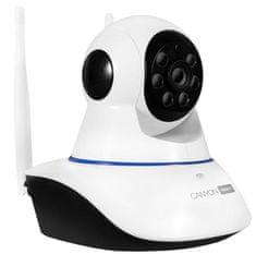 Canyon HD IP kamera s rozsáhlým úhlem pokrytí a přídavnými senzory (CNSS-KA1W) - rozbaleno