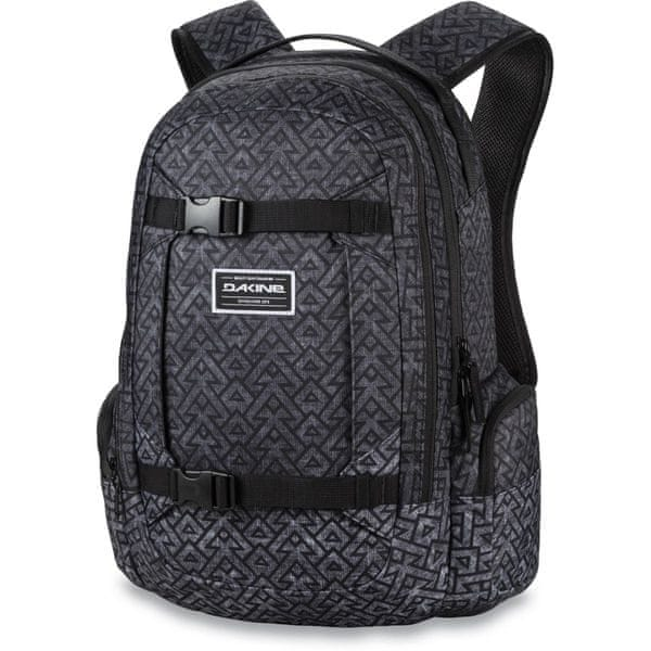 Dakine Mission 25L Stacked
