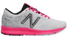 New Balance tekaški copati WFLSHLW1, sivi/roza