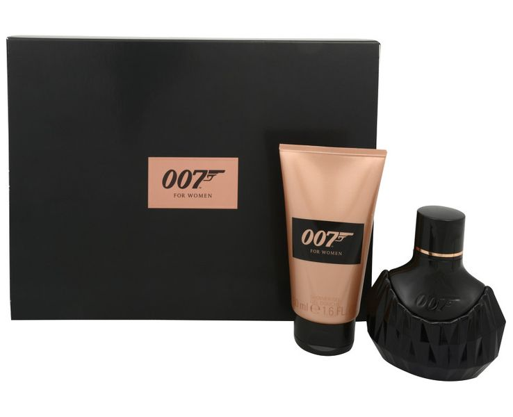 James Bond James Bond 007 Woman - EDP 30 ml + sprchový gel 50 ml