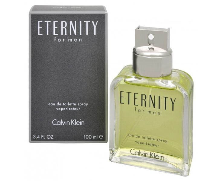 Calvin Klein Eternity For Men - EDT 100 ml